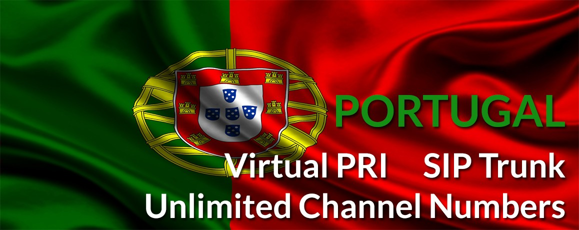 Portugal Numbers with unlimited channels | Portugal Virtual PRI
