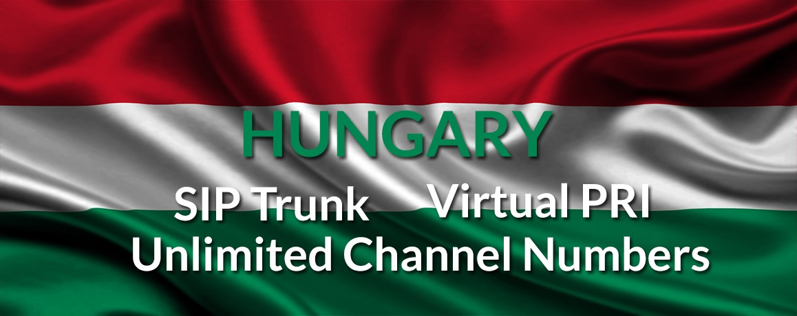 Hungary Numbers with unlimited channels | NO Local Address Proof