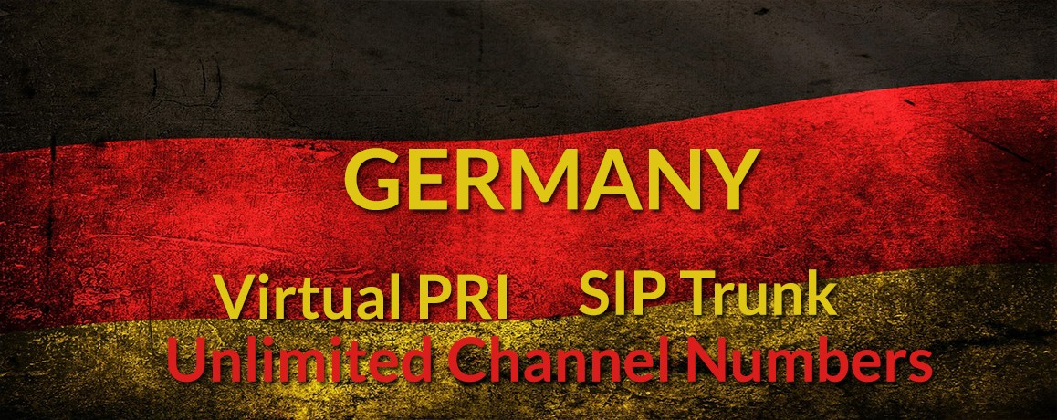 Germany Numbers with unlimited channels | No Address Proof