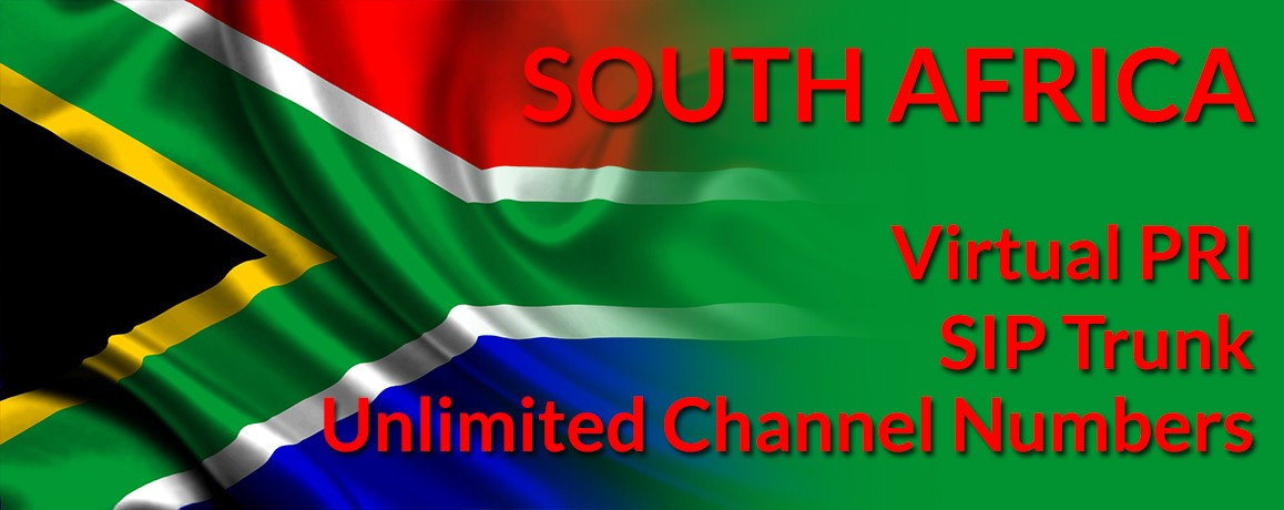 South Africa Virtual Numbers with unlimited Multiple channels & Unlimited Minutes for Calling Cards &  Call Centers