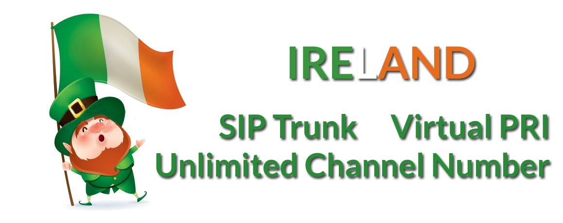 Ireland Virtual Number Provider  with unlimitedChannels | Multiple channels | No Local Address Proof